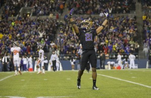 Oregon State at Washington NCAA football