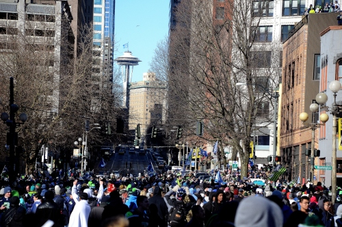 Seahawks parade and gymnastics 009