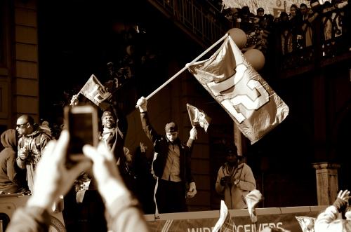 Seahawks parade and gymnastics 091